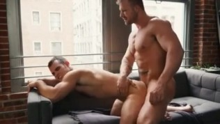 Abele Place and Austin Wilde hot fuck.