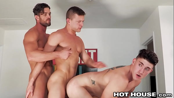 Hottest, Sexiest & Most Exciting Fuck Train EVER! – HotHouse